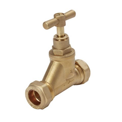 Brass Stop Tap