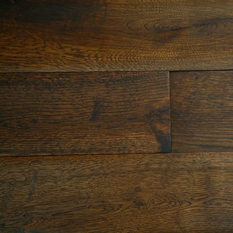 Colours Symphonia Coffee Solid Oak Flooring Sample