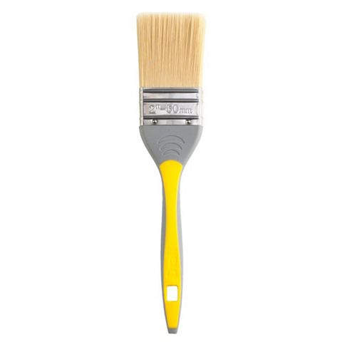 Diall Loss Free Soft Tipped Paint Brush (W)2