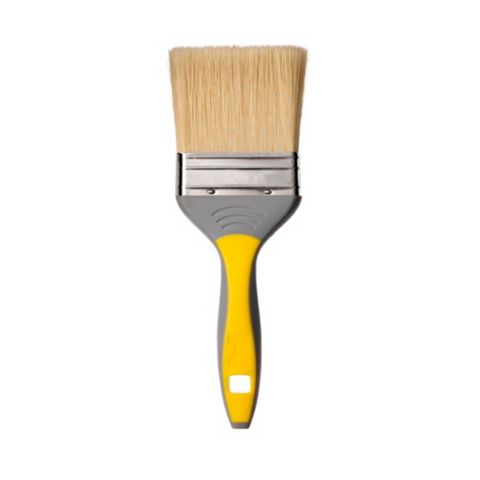 Diall Loss Free Soft Tipped Paint Brush (W)3