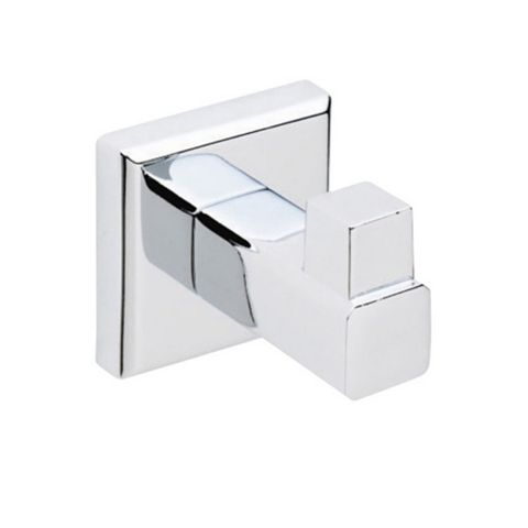 Cooke & Lewis Chrome Effect Robe Hook