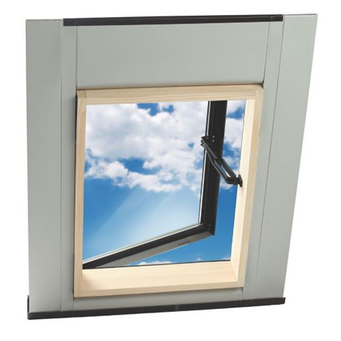 Geom Aero Pine Left Roof Window 600 x 450 mm