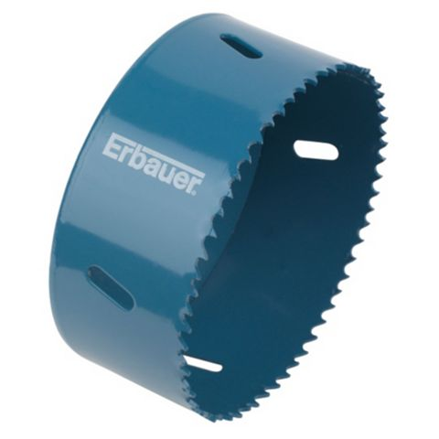 Erbauer Bi-Metal Holesaw (Dia) 102mm