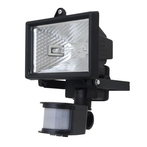 Parkhurst 120W Mains Powered Sensor Floodlight
