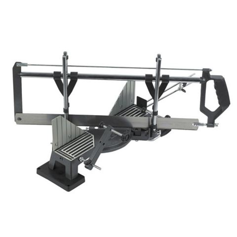 Angled Compound Mitre Saw