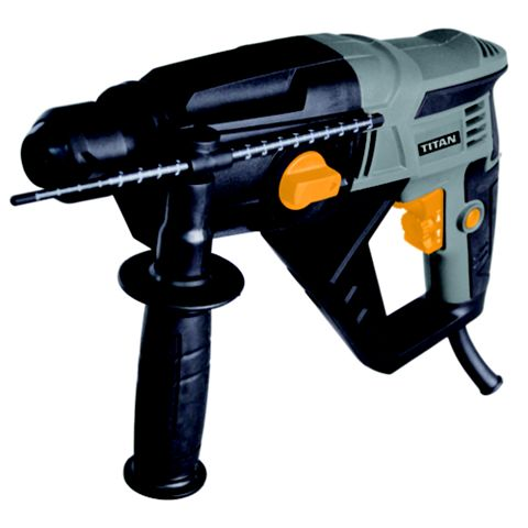 Titan 220-240V SDS Plus Drill 700W, TTB 589SDS