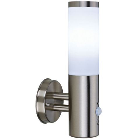 Blooma Cano 15W Mains Powered PIR Wall Light