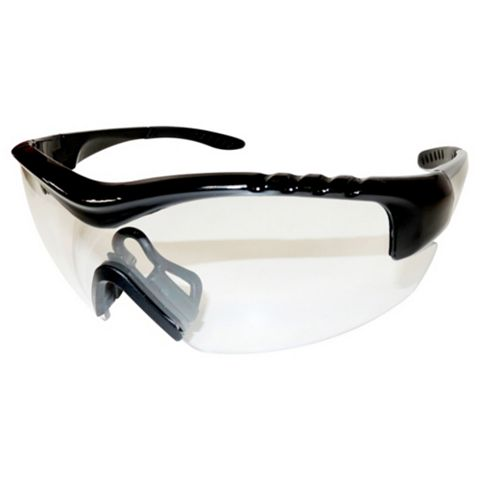Diall Clear Wider Vision Safety Glasses