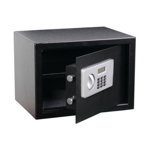 9L 3-8 Digit Code Length Small Electronic LCD Safe