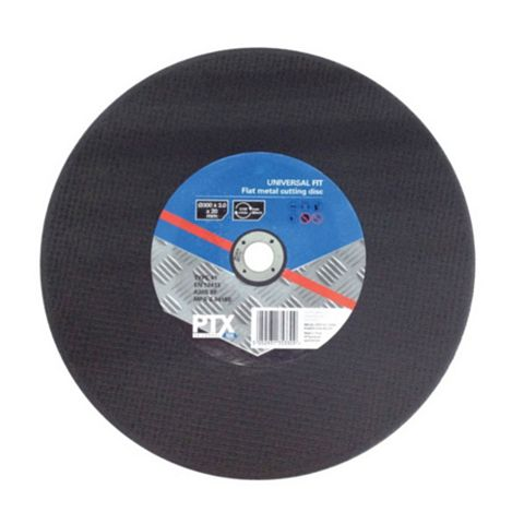 PTX (Dia)300mm Flat Metal Cutting Disc