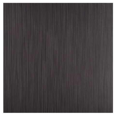 Colours Black Self Adhesive Vinyl Tile Pack 1.02m²
