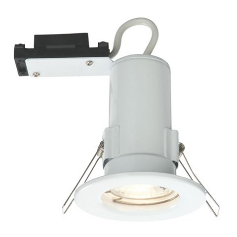 Lap Fire Rated White Downlight 2.5 W