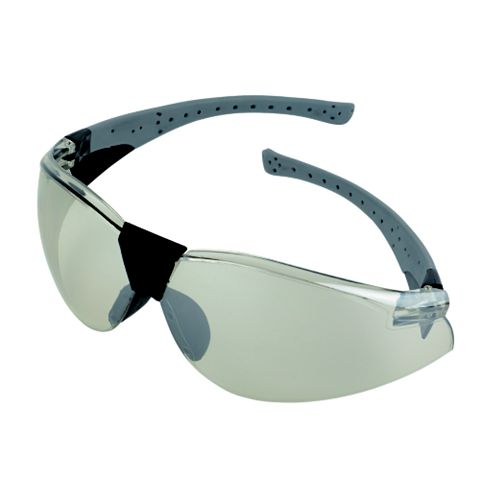 Site Black & Grey Impact Safety Spectacles