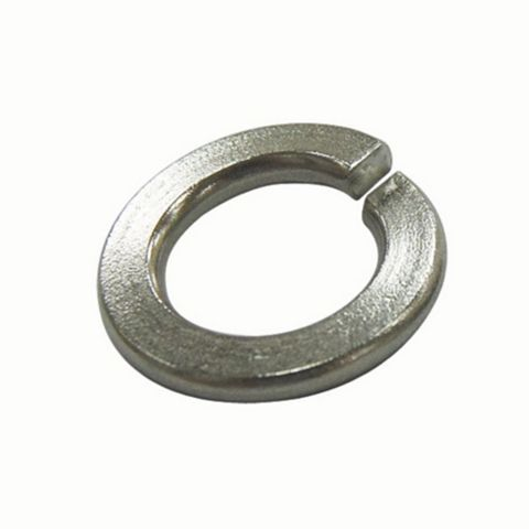 Easyfix M5 A2 Stainless Steel Split Ring Washers, Pack of 100
