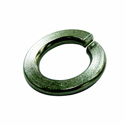 Easyfix M10 A2 Stainless Steel Split Ring Washers, Pack of 100