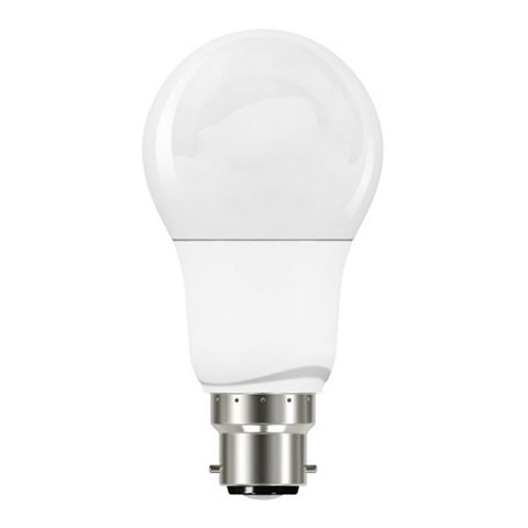 Diall Bayonet Cap (B22) 9.5W LED GLS Light Bulb
