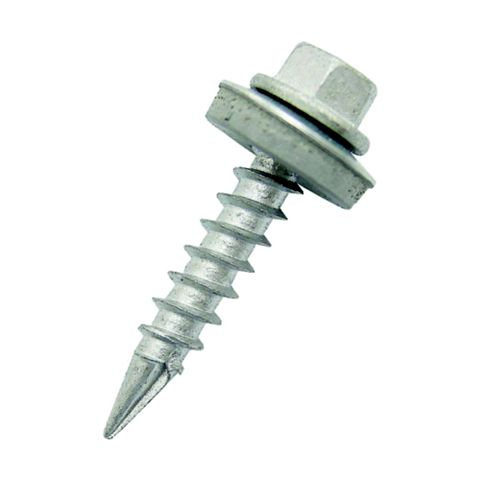 Easydrive Roofing Screw (Dia)6.3mm (L)45mm, Pack of 100