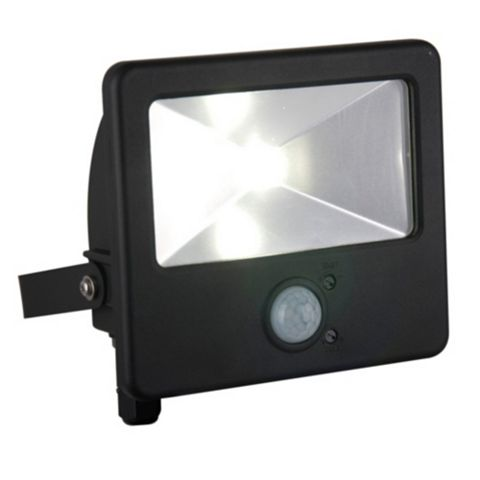 Blooma Bythos 10W Mains Powered PIR Floodlight