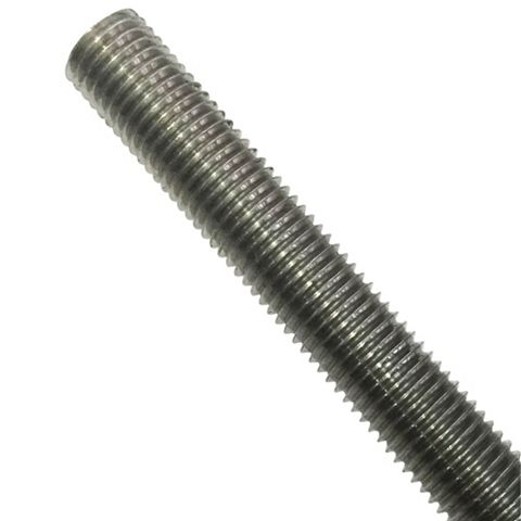 Easyfix A2 Stainless Steel M12 Threaded Rods (L)1m, Pack of 5