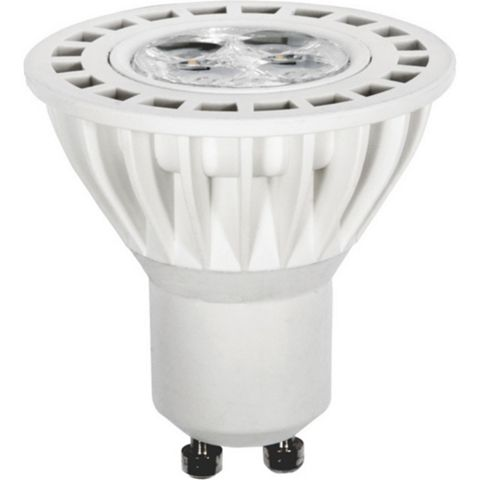 Lap GU10 Light Bulb, Pack of 10