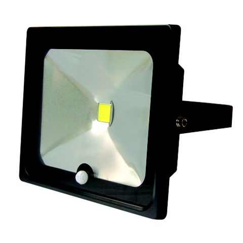 Lap 50W Slimline LED Floodlight with PIR