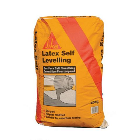 Sika Latex Floor Leveller, 25kg Bag