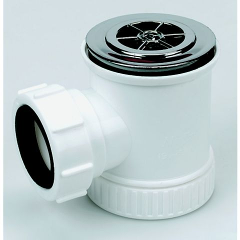 Floplast Polypropylene Shower Trap