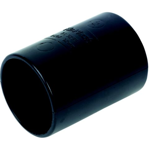 Floplast Solvent Straight Coupling 32mm, Pack of 5