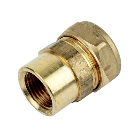 Compression Female Coupler (Dia)22 mm