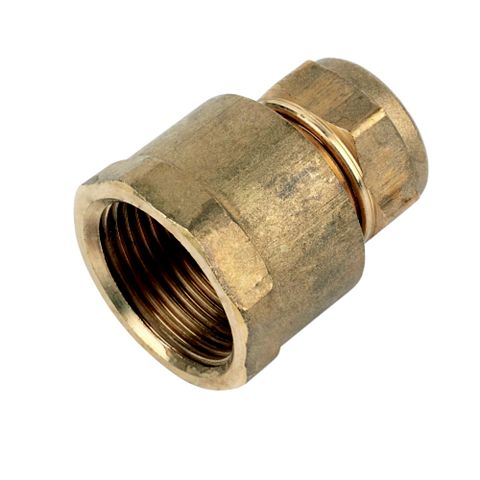 Compression Female Coupler (Dia)15 mm