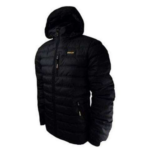 Stanley Delaware Black Jacket Large