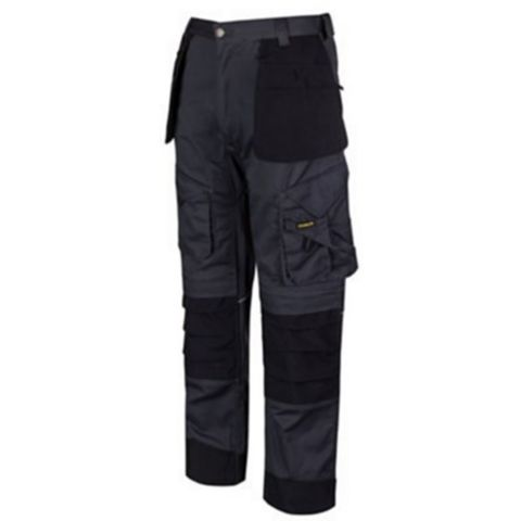Stanley Colorado Grey Work Trousers (Waist)36