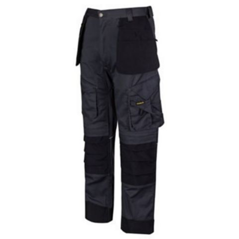 Stanley Colorado Grey Work Trousers (Waist)32