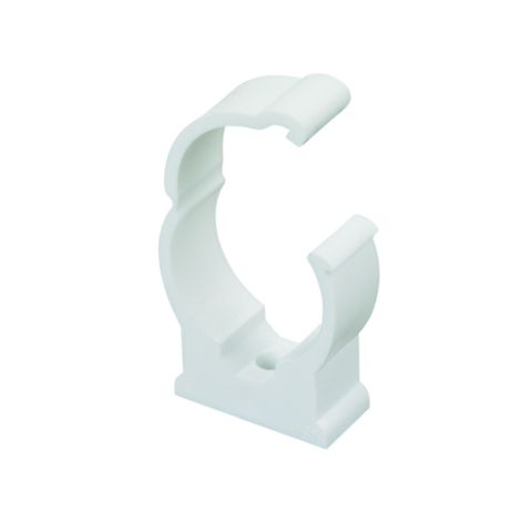 Snap Lid Single Hinged Clips 28mm, Pack of 50