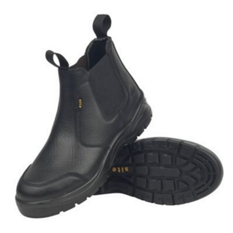 Site 200J Steel Toe Cap Safety Boots, Size 7