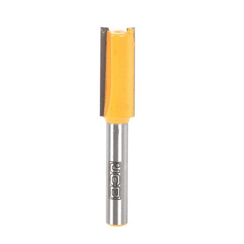 JCB 6.35mm Shank Straight Router Bit
