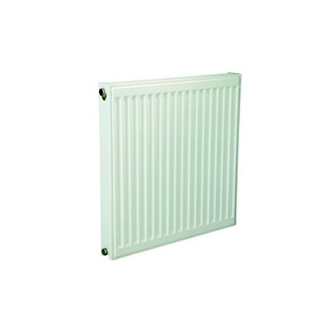 Kudox Type 21 Double Plus Panel Radiator, (H)300 (W)70mm