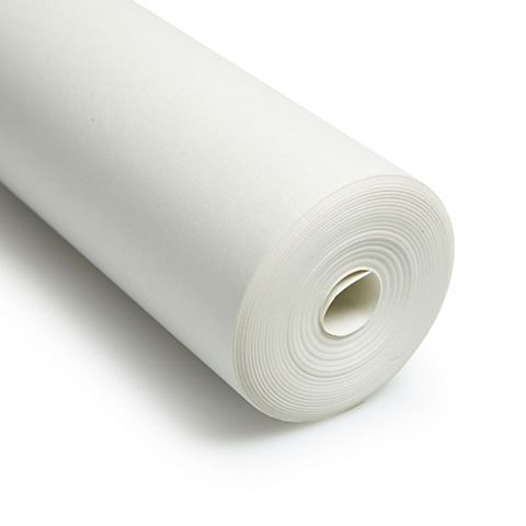 Erfurt White Smooth Lining Paper, 20m