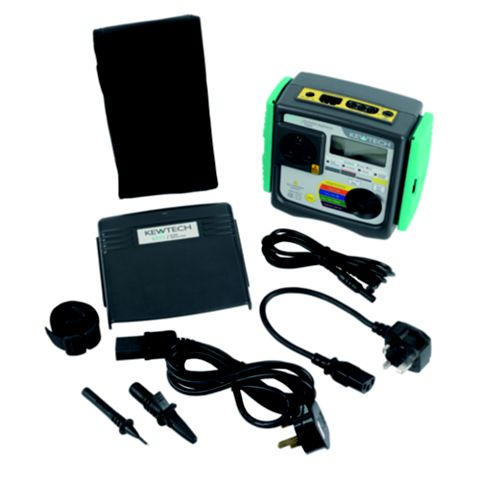 Kewtech Portable Appliance Tester