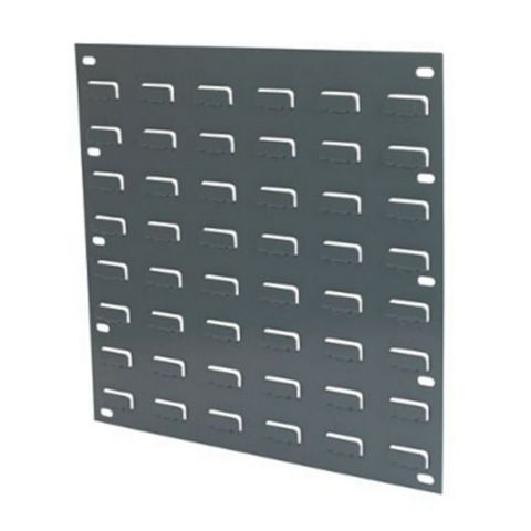 Wall Mounted Steel Louvered Panels
