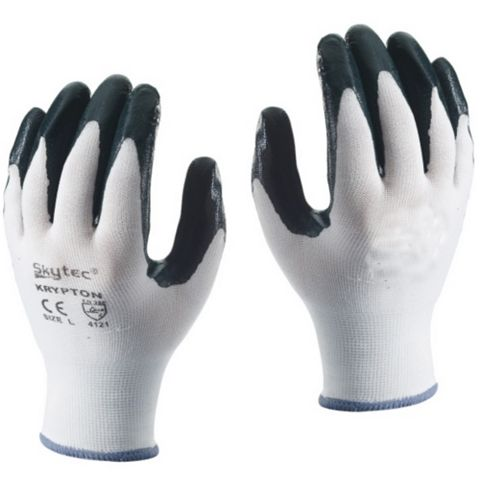 Skytec Krypton Gloves, Large, Pair