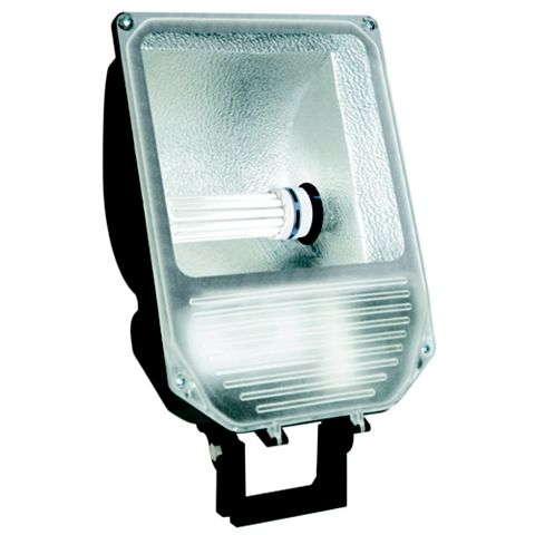 Trac 42W Mains Powered Sensor Floodlight