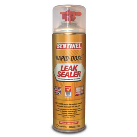 Sentinel;RAPID DOSE RAPID DOSE Leak Sealer 400ml