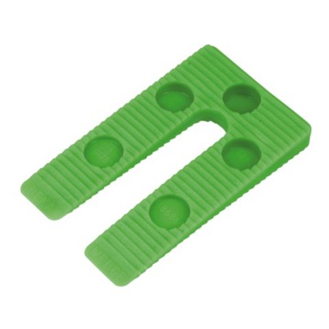Green Plastic Frame Shim, 77mm