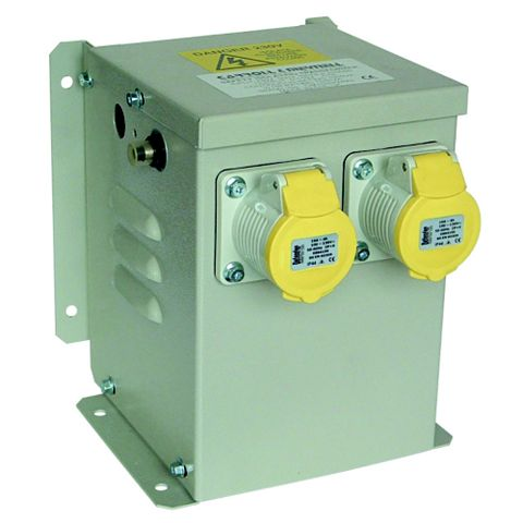 Carroll & Meynell Wall Mounted Transformer, 110V