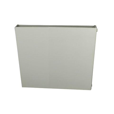 Kudox Type 21 Double Plus Flat Panel Radiator, (H)600 (W)600mm