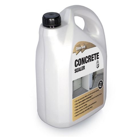 Clean Seal Concrete Sealer, 4L