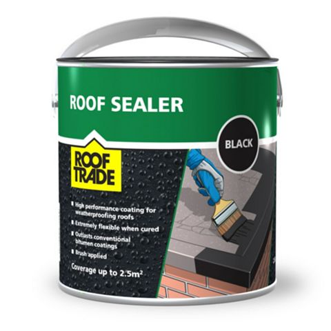 Rooftrade Black Roof Sealer 2.5L