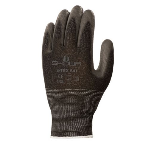 Showa S-TEX 541 Cut Resistant Full Finger Gloves, Extra Large