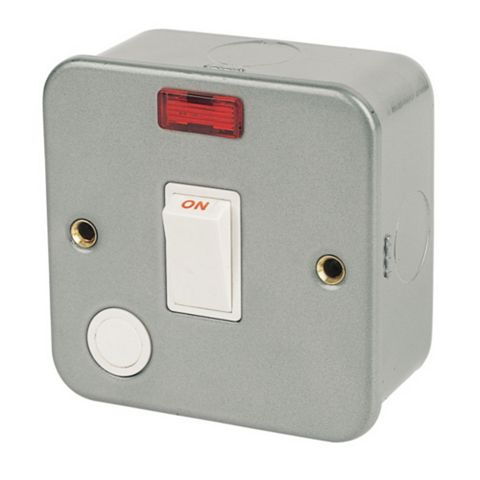 20A Grey Connection Unit